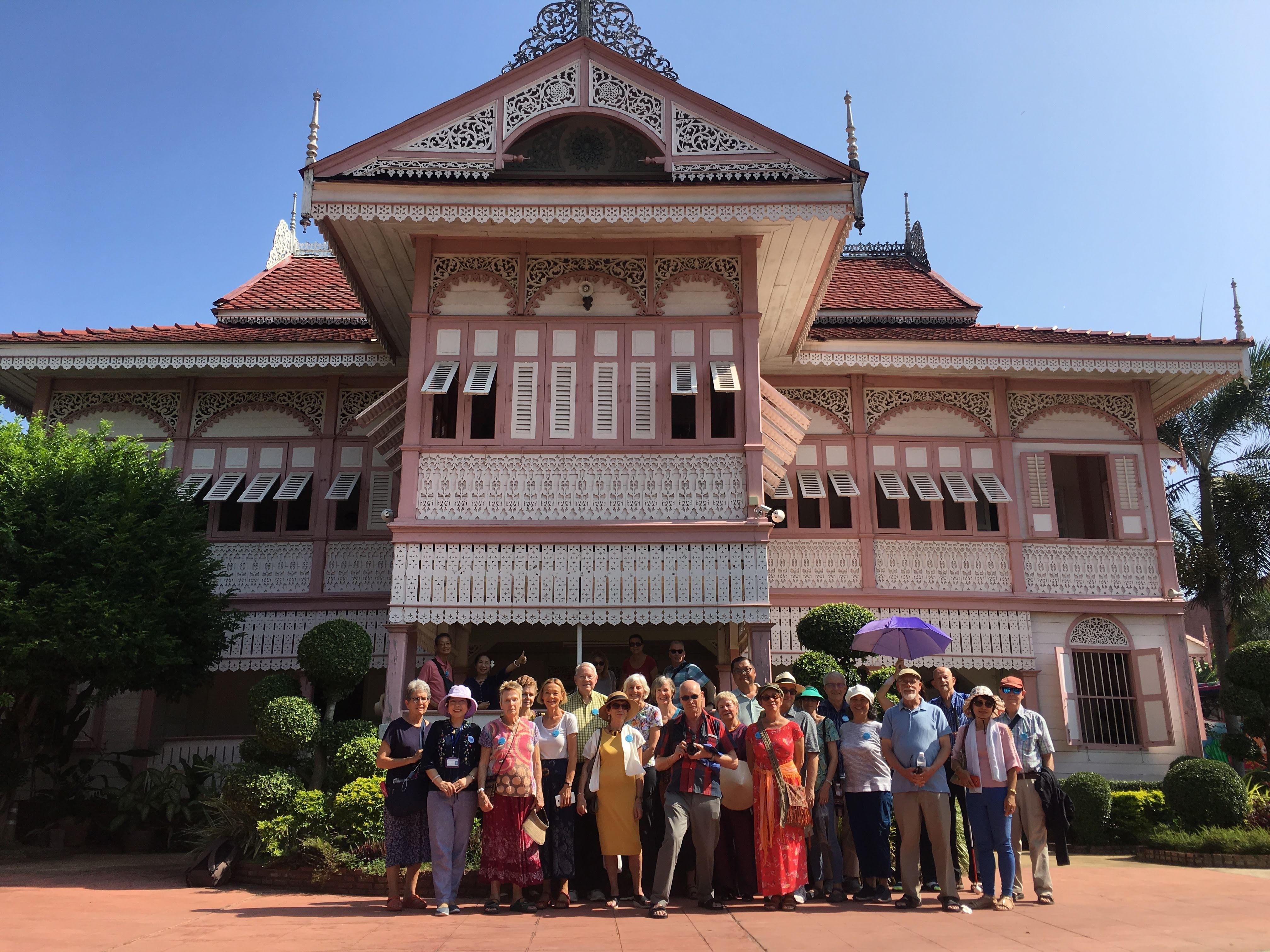 Nan and Prae excursion 2018